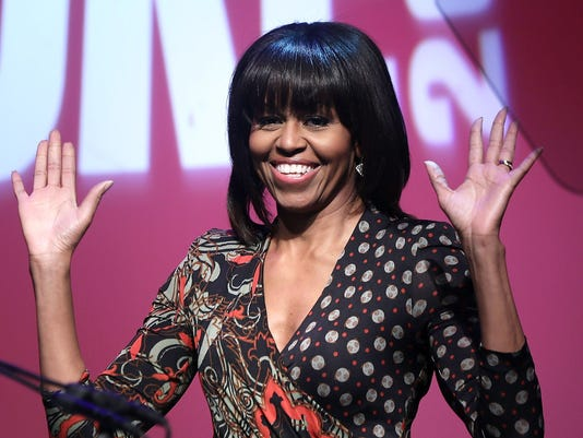 Your Say 0312 Michelle Obama