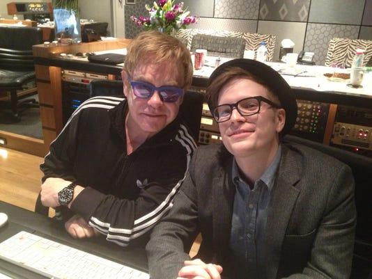 Elton John Patrick Stump