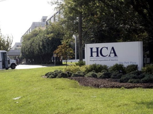 hca headquarters 2005