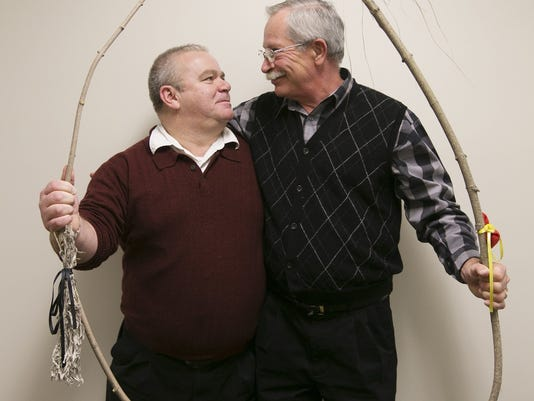 Tribe Gay Marriage