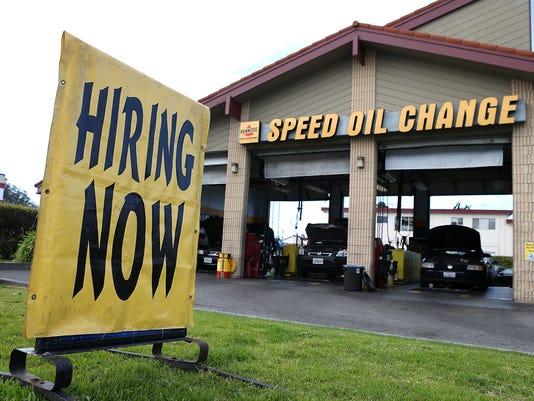 hiring now economy 2013