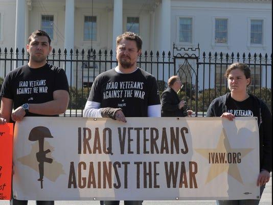 Your Say 0319 Iraq War 2