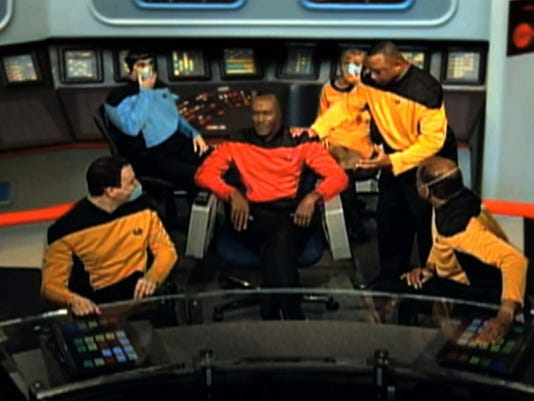 IRS Star Trek training video