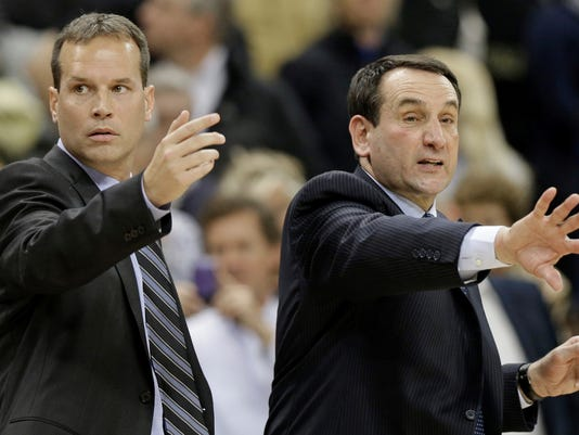 Northwestern to hire Duke assistant coach Chris Collins