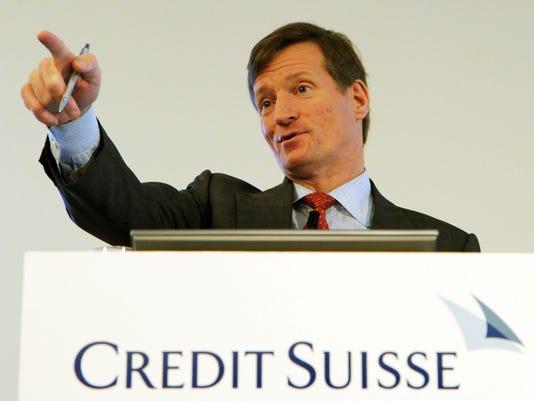 credit suisse ceo dougan