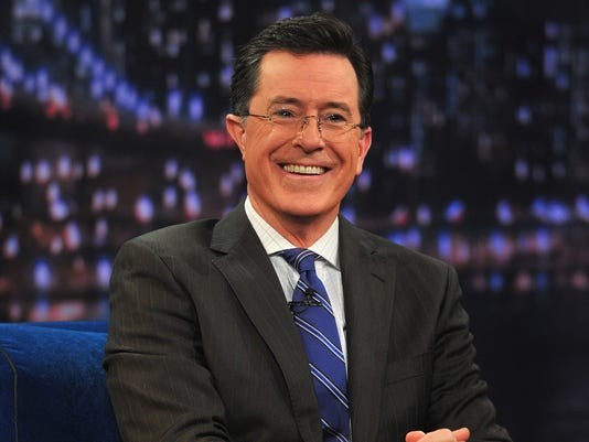 Colbert on gay marriage
