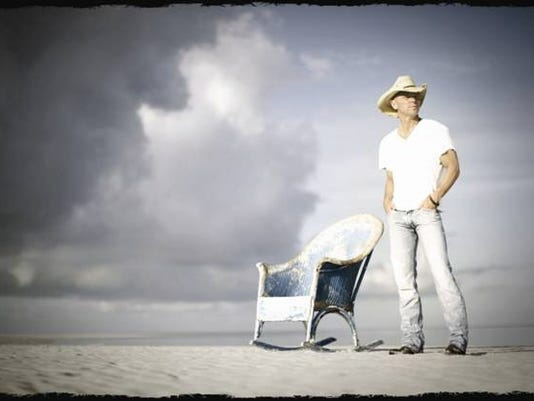 Kenny chesney old blue chair - Kenny Chesney Makes A Rum At Bottling That Island Vibe