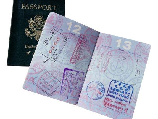 Passport DO NOT OVERWRITE