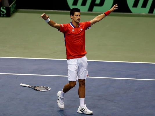 2013-4-7 djokovic clinches it