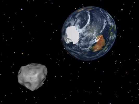 reynolds asteroid