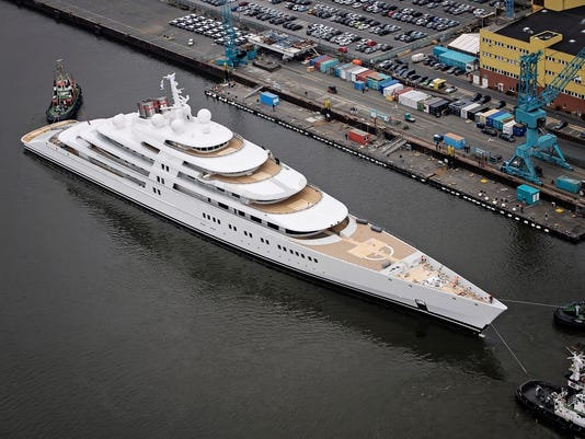 azzam yacht lurssen