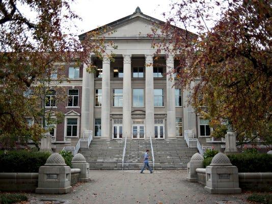 Purdue campus social media