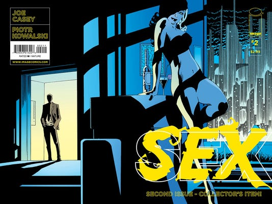 Sex 2 cover