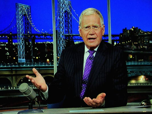 Letterman on NCAA