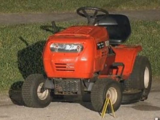 041013 lawn mower accident 3