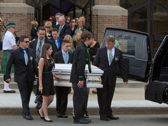 brandon holt funeral