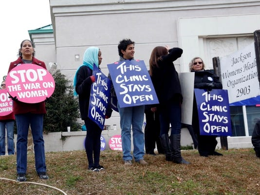 Mississippi Abortion clinic