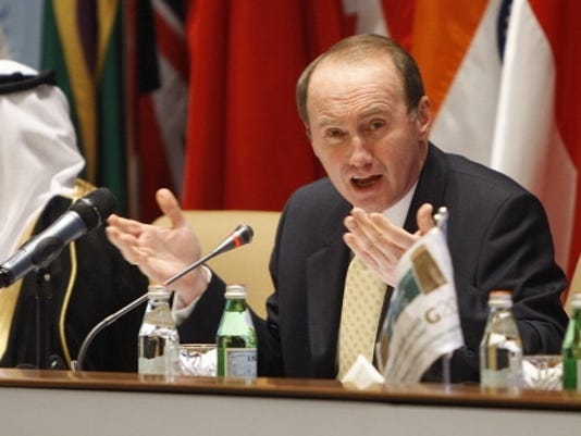 othmar karas european parliament 2012