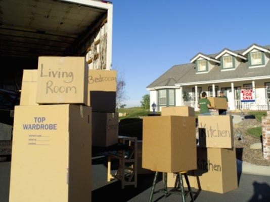 home boxes moving in thinkstock