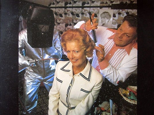 The Iron Lady album