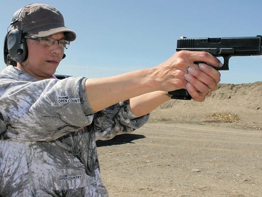 Your Say 0418 concealed carry
