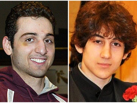 Tamerlan and Dzhokhar