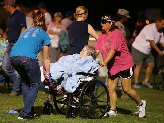 texas blast nursing home