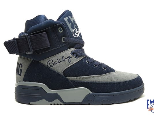 Patrick Ewing bringing back his line of shoes
