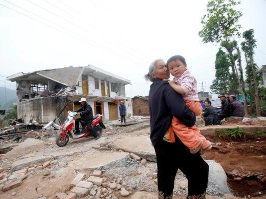 china quake 3