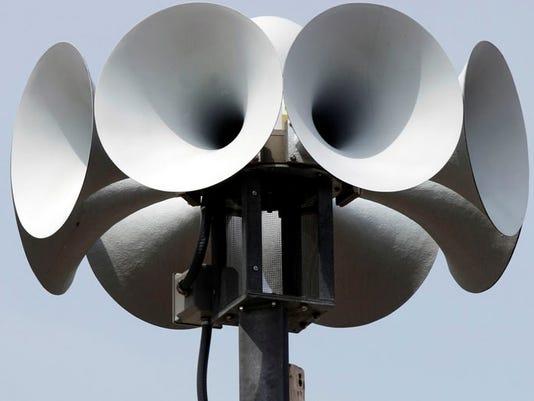 041411 tornado siren