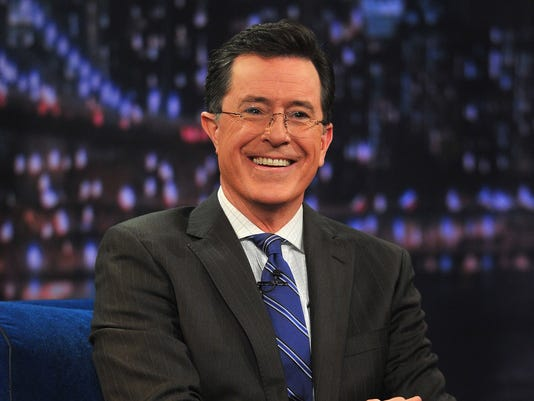 Colbert on Earth Day