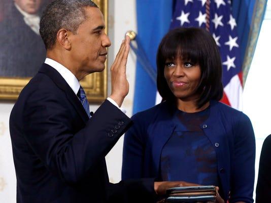 President Obama, Michelle Obama