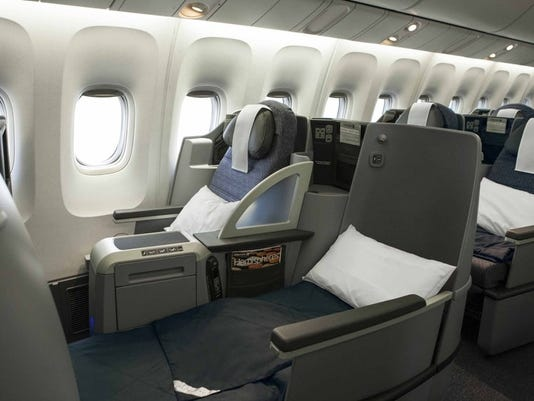 Is A Lie Flat Airplane Seat Worth The Extra Cost