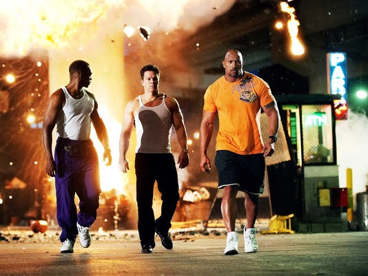 Review: 'Pain & Gain'