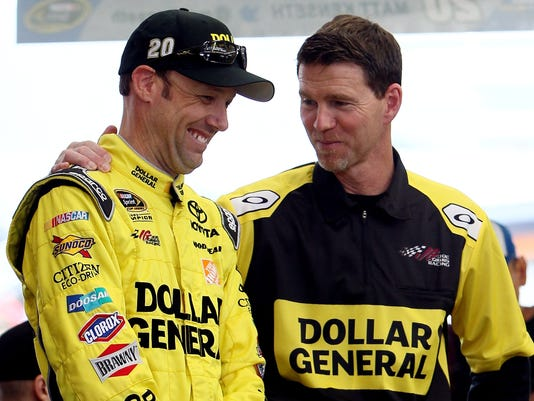 2013-04-24 Jason Ratcliff Matt Kenseth