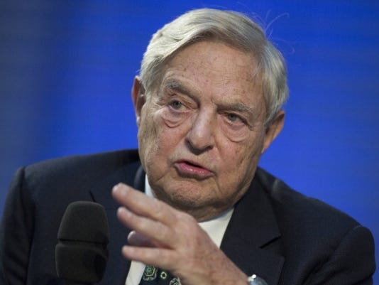 george soros 2012 getty