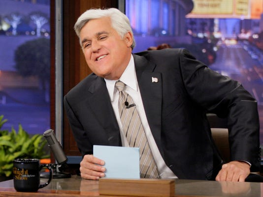 Leno on presidential library