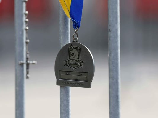 Boston Marathon Medal
