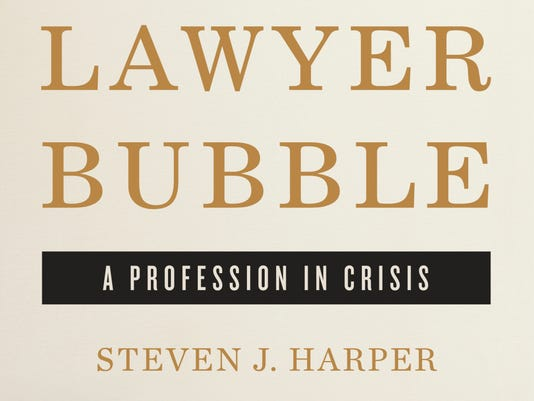 Lawyer Bubble cover jacket