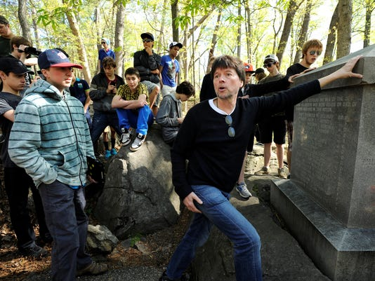 the challenge to memorize the gettysburg address in ken burns the address Entradas sobre ken burns escritas  and about his challenge to the nation ken burns's new  the boys not only to memorize the gettysburg address but to.