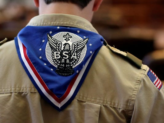 Your Say Interactive Boy Scouts