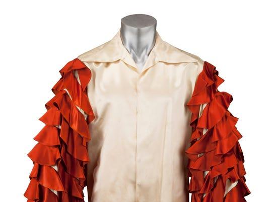 Charlie Watts' mariachi shirt