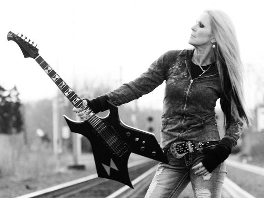 Video Premiere Lita Ford S Mother