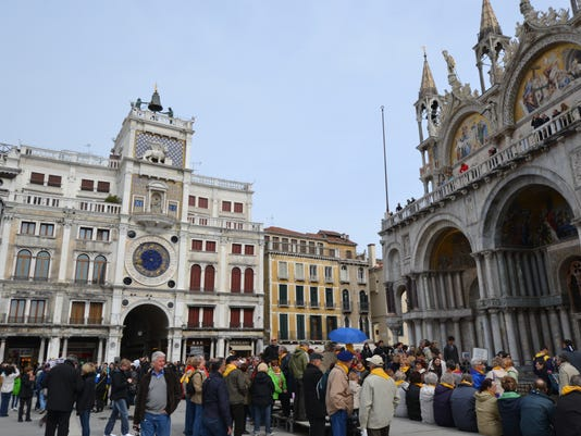 St. Mark's Square