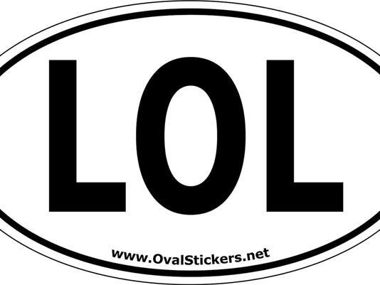 lol sticker trinko