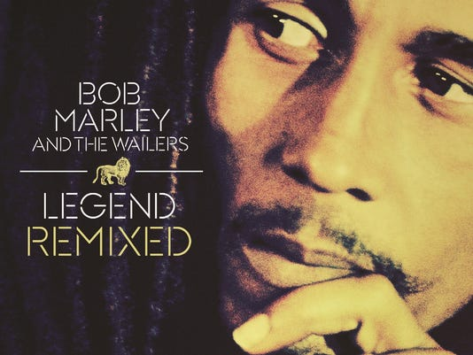 Bob Marley and the Wailers' Legend: Remixed album