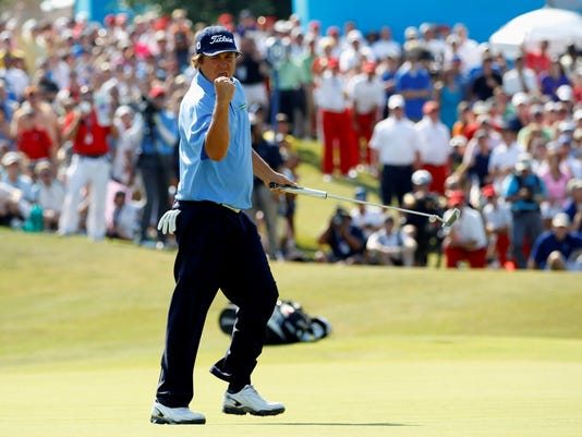 This Week In Golf At A Glance