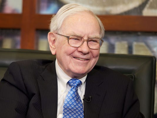 warren buffett may 2013