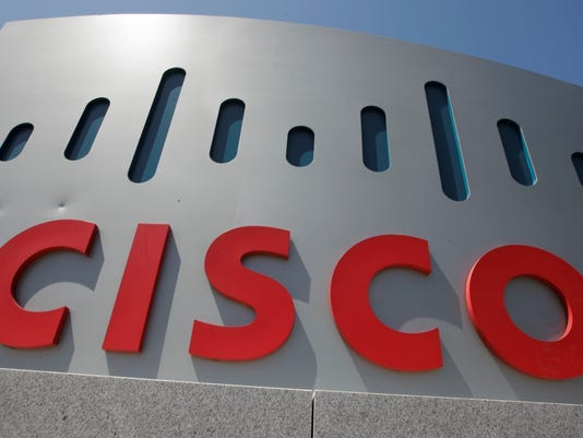 cisco profit