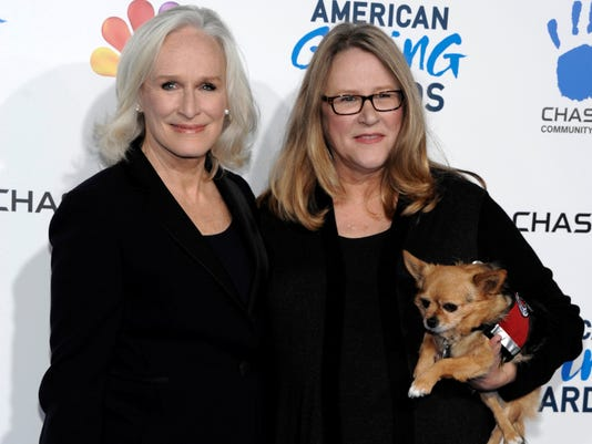 Glenn Close, Jessie Close